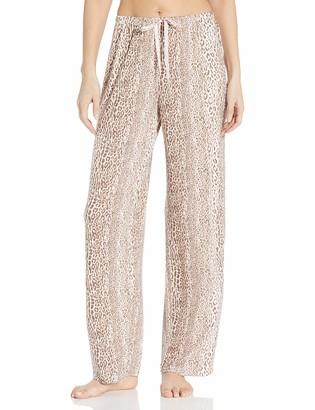 Hue Women's Well with Temp Tech Pajama Sleep Pant