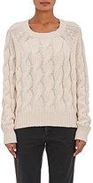 Nili Lotan Women's Ralph Cashmere Sweater-PINK