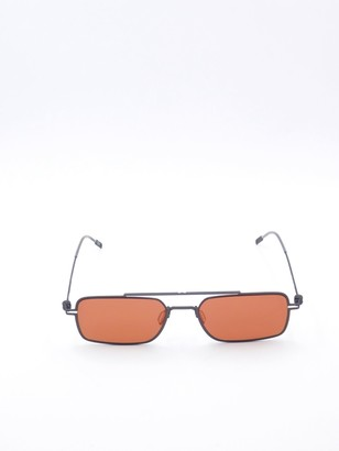 Montblanc Rectangular Sunglasses