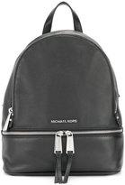 Michael Kors multi-zips backpack