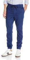 Kenneth Cole Reaction Men's Lt Wt Twill Jogger