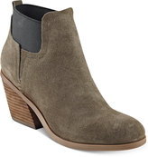 GUESS Women's Galeno Block-Heel Booties