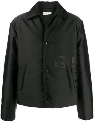 Givenchy Boxy Shirt Jacket