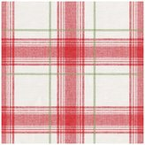 Caspari Belgian Linen Continuous Gift Wrapping Paper, 8 Foot, 1-Roll