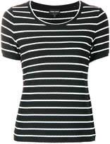 Giorgio Armani striped T-shirt