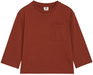 Arket Long Sleeve T-Shirt