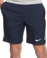 "Nike Dri-FIT Shorts, Power 9"" Tennis Shorts"