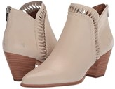 Frye Reed Feather Bootie (Pale Blush Vintage Veg Tan) Women's Shoes