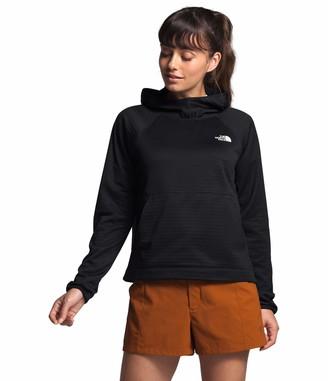 The North Face Women's Echo Rock Pullover Hoodie - black - Medium