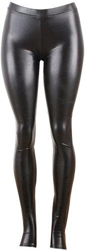 Kova And T Kova & T Black Latex Leggings
