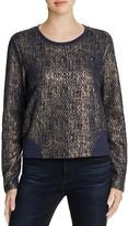 Vero Moda Foil Print Sweater