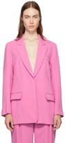 3.1 Phillip Lim Pink Tailored Blazer