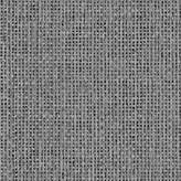 Andrew Martin Raffia Wallpaper - Charcoal