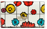 Moschino Printed Patent-Leather Wallet