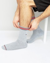 Tommy Hilfiger American Heritage Crew Socks 2 Pack