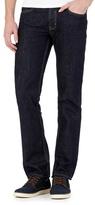 Red Herring Dark Blue Rinse Slim Fit Jeans