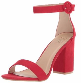 Yoki Friday Women's Single Strap High Heel