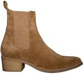 Amiri pointed toe chelsea boot fango