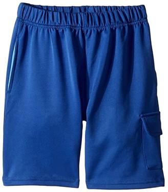 N. Independence Day Clothing Co Sensory Friendly Hybrid Surf 'N' Turf Shorts (Big Kids) (Blue) Men's Shorts