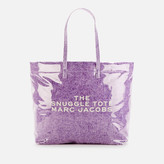 Marc Jacobs Women's The Snuggle Tote Bag - Purple