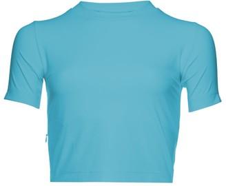STAUD New Balance x Sleek Crop T-Shirt