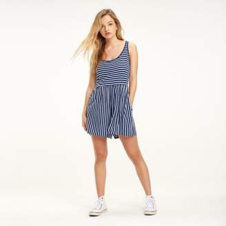 Tommy Hilfiger Relaxed Fit Stripe Playsuit