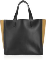 Marni Two-tone leather shopper