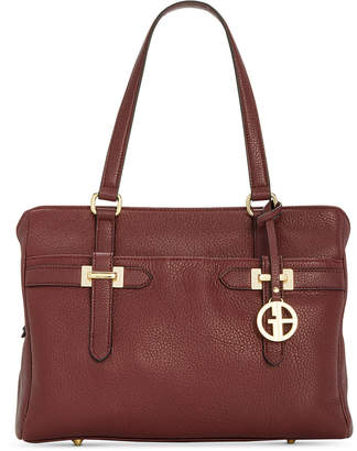 Giani Bernini Bridle Leather Tote