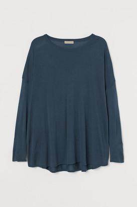 H&M H&M+ Fine-knit jumper