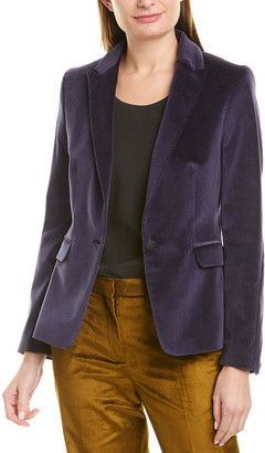 Rag & Bone Lexington Velvet Blazer