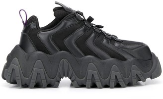 Eytys Halo chunky lace up sneakers
