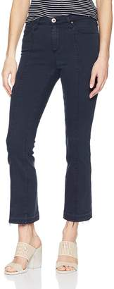 AG Adriano Goldschmied Women's Jodi Slim Flare Crop