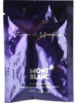 Montblanc Mont Blanc Femme By Mont Blanc Edt Spray Vial On Card