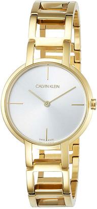 Calvin Klein Women's Cheers Watch