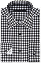 Sean John Men's Classic-Fit Eclipse Checked Dress Shirt