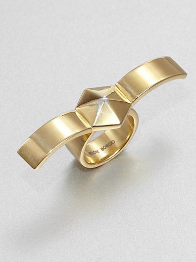 Eddie Borgo Winged Ring