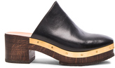 Rosetta Getty Mule Clog