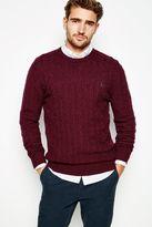 Jack Wills Marlow Merino Crew Neck Sweater