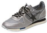 Golden Goose Deluxe Brand Running Metallic Low Top Sneaker