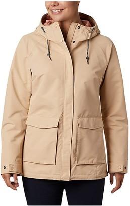 Columbia South Canyontm Jacket (Natural Tan) Women's Coat