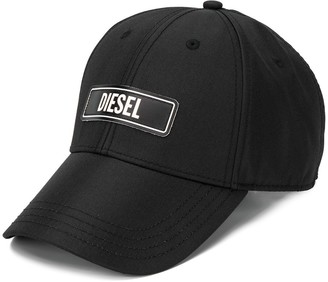 Diesel Logo Patch Cap