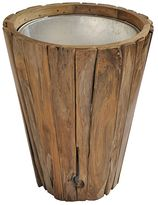 Soundslike HOME Remnant Round Planter, Medium
