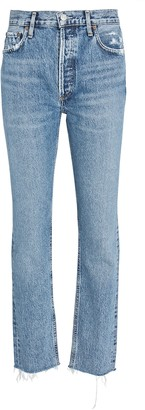 AGOLDE Jamie High-Rise Skinny Jeans