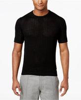 Sean John Men's Knit Eyelet Sweater, Created for Macy's