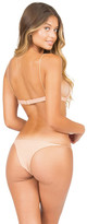 Lolli Swimwear - Breezy Bottom In Honeygirl
