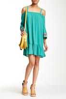 VAVA by Joy Han Rowena Cold Shoulder Dress