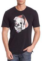 Robert Graham Skull Graphic Print Tee