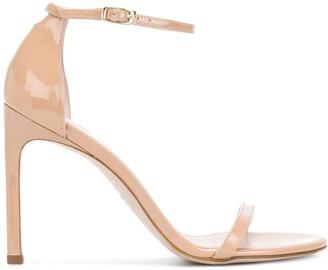 Stuart Weitzman Ankle Strap Sandals