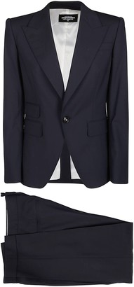 DSQUARED2 Single Breasted Formal Two Piece Suit