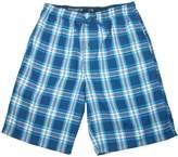 Hanes Men's Big and Tall Madras Sleep Pajama Shorts